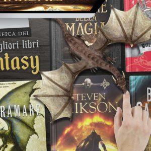 Libri di genere fantasy