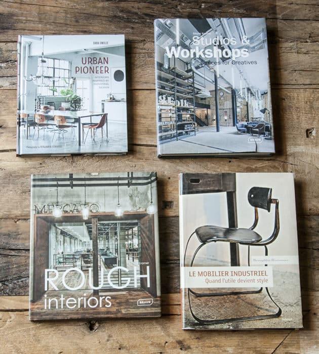 Libri di interior design