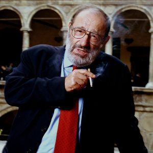 I 5 imperdibili libri di Umberto Eco: classifica