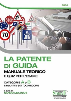 Classifica libri per patente b