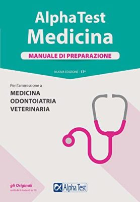 Classifica Alpha Test manuale di preparazione medicina di [mese]